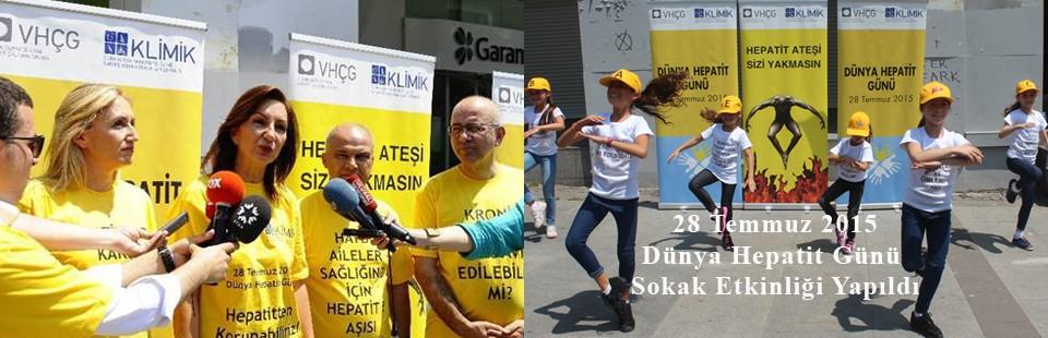 Dünya Hepatit Günü Sokak Etkinliği Yapıldı_2