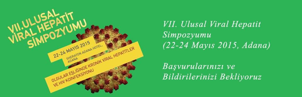 UVHS VII Başvurularınızı ve Bildirilerinizi Bekliyoruz