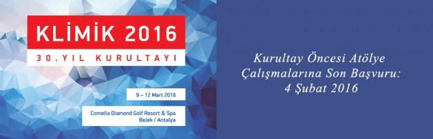 Kurultay Öncesi Atölye Çalışmalarına Son Başvuru Tarihi 4 Şubat 2016