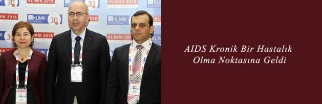AIDS Kronik Bir Hastalık Olma Noktasına Geldi