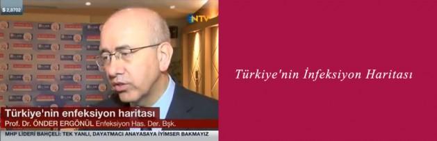 Türkiye'nin İnfeksiyon Haritası