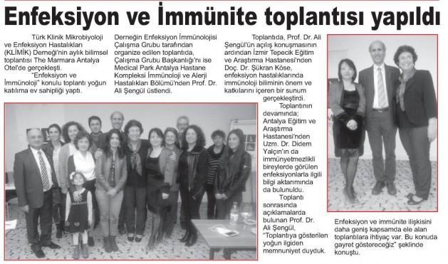 Antalya_Ekonomi_Gazetesi_İnfeksiyon_ve_immünite_toplantısı_yapıldı