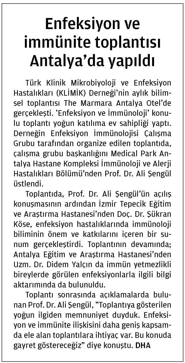 Batı_Antalya_12_Mart_2016 (ENFEKSİYON_VE_İMMÜNİTE_TOPLANTISI_ANTALYA_DA_YAPILDI)