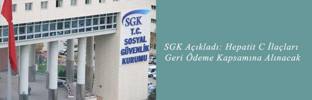 SGK Açıkladı Hepatit C İlaçları Geri Ödeme Kapsamına Alınacak