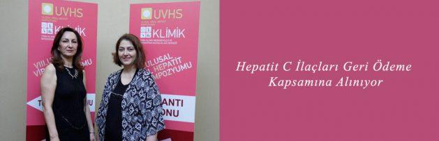 Hepatit C İlaçları Geri Ödeme Kapsamına Alınıyor