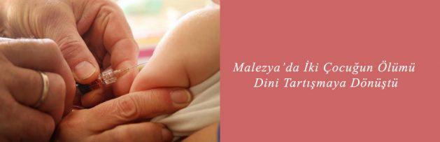 Malezya'da İki Çocuğun Ölümü Dini Tartışmaya Dönüştü