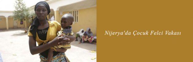 Nijerya'da Çocuk Felci Vakası