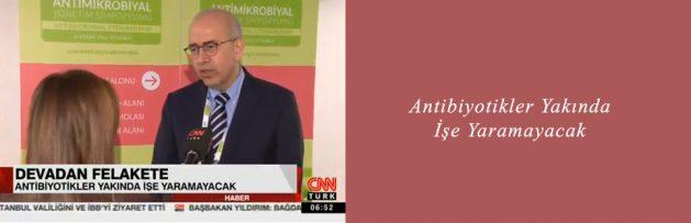Antibiyotikler Yakında İşe Yaramayacak