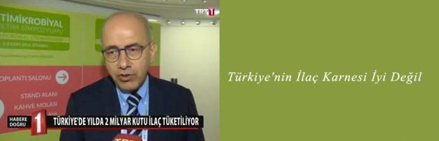 Türkiye'nin İlaç Karnesi İyi Değil