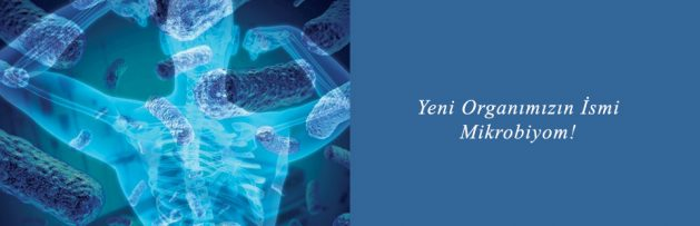 Yeni Organımızın İsmi Mikrobiyom!