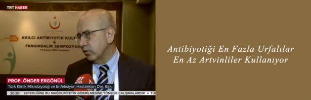 Antibiyotiği En Fazla Urfalılar, En Az Artvinliler Kullanıyor