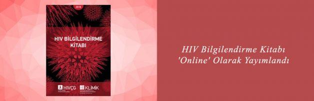 HIV Bilgilendirme Kitabı 'Online' Olarak Yayımlandı