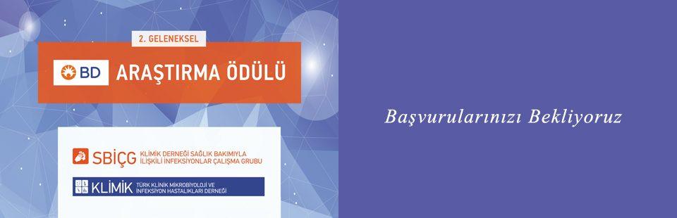 BD Araştırma Ödülü'ne Başvurularınızı Bekliyoruz
