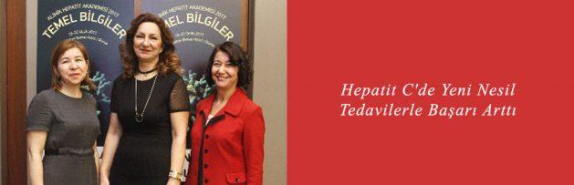 Hepatit C'de Yeni Nesil Tedavilerle Başarı Arttı
